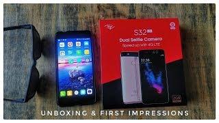 itel S32 LTE First Impressions