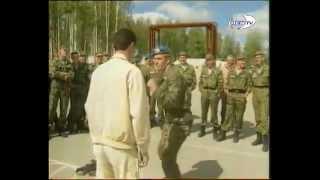 Инструктор ГРУ подполковник А. Л. Лавров