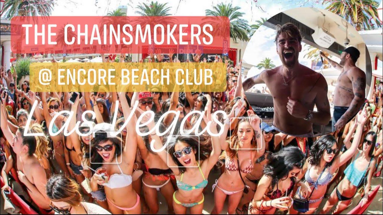 Download The Chainsmokers @ Encore Beach Club - Best Las Vegas Pool Parties & Nightclubs -  Vegas Party Host