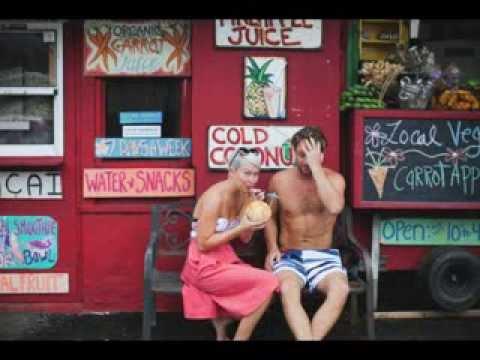 Dylan & Brie GoPro Kauai wedding video / underwater trash the dress / swimwear photoshoot