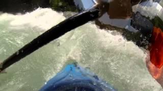 Stake kayak 2013 APAY et CARP - La Durance et Le Guil