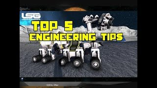 TOP 5 Engineering Tips Don't Duck Up Again - Space Engineers