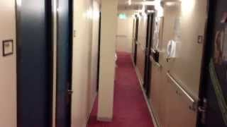 Cruise Ship Musician Cabin Tour