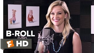 Sing B-ROLL (2016) - Reese Witherspoon Movie