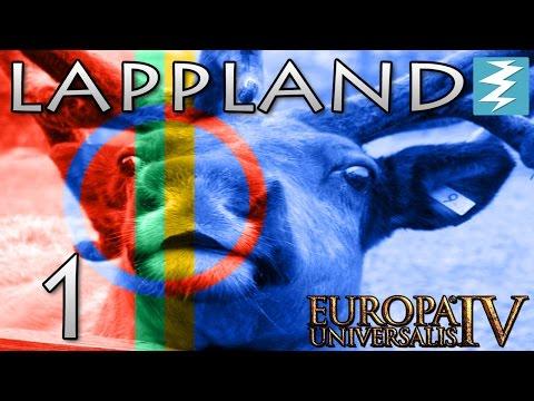 REINDEER REPUBLIC [1] Lappland - Europa Universalis 4 EU4 Paradox Interactive