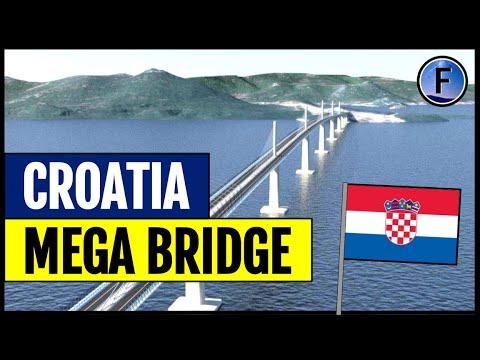 Croatia's Bridge That Will Block Bosnia