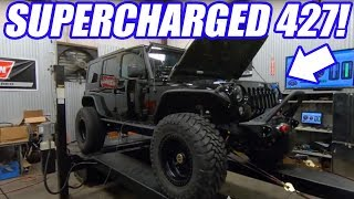 Tuning At The Ultimate Jeep Shop! I Think We Need One In Our Shop!