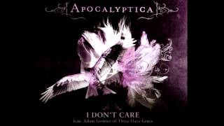 Apocalyptica - I Don't Care [Featuring Adam Gontier]