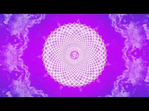 CROWN CHAKRA Sleep Meditation | Pineal Gland Activation | Sahasrara Chakra Opening Sleep Music