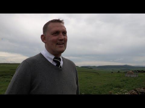 Doddie Weir pays tribute to his friend and former teammate Paul Van Zandvliet