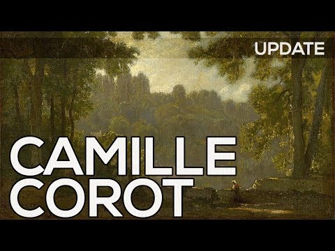 Camille Corot: A collection of 710 paintings (HD) *UPDATE