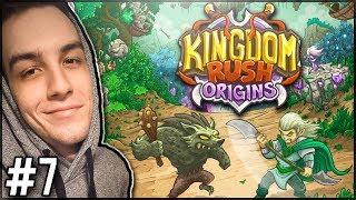 KRYSZTAŁOWY POTWÓR! - Kingdom Rush Origins #7