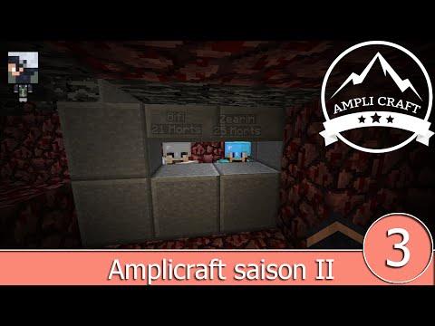 Minecraft - Amplicraft saison II #3 - Poste et Wither