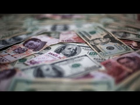 Asia shares up, US dollar back in doldrums