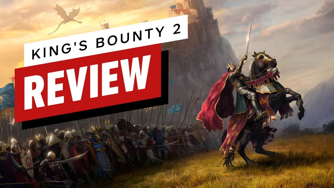 King's Bounty 2 Review (Video Game Video Review)
