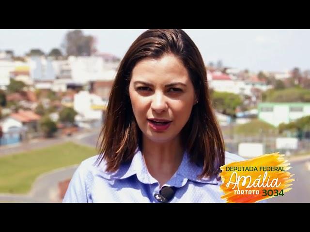 Se você está em dúvida em qual candidato votar, veja esse vídeo! Amália Tortato 3034