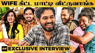 EXCLUSIVE: Natpe Thunai Behind the Scenes - Shooting Spot Stories by Hiphop Aadhi | SS 84