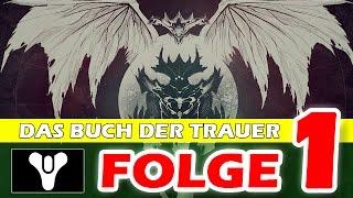 Destiny - Buch der Trauer #1 Aurash Sathona und Xiro  | Deutsch / German