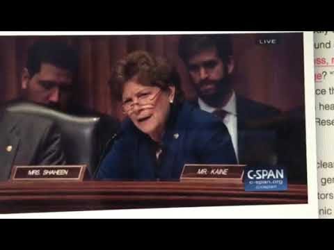 Senator Jeanne Shaheen Questions State Dept's Francisco Palmieri on Cuba Sonic Sound Issue