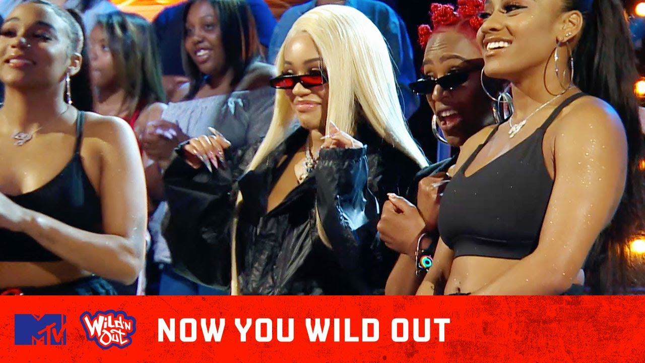 Bobb'e J Thompson Tries To Get PAYBACK For Yo Momma Jokes ft. Saweetie & The New Day | Wild 'N Out