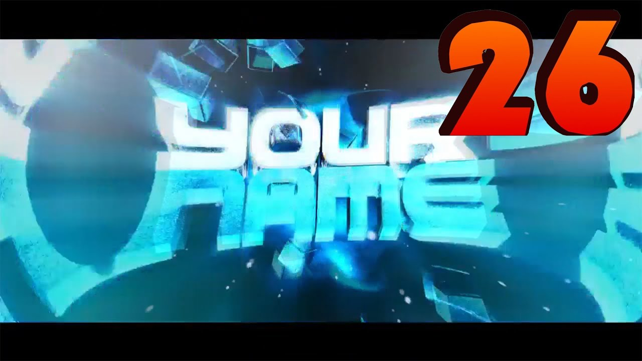 Top 10 Intro Template 26 Sony Vegas Pro Free Download