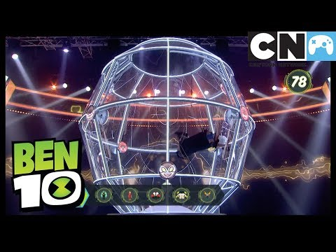 Ben 10 | Game Show In The OMNISPHERE | Cartoon Network
