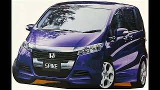 Honda freed 2008г.  3.5 бала отзыв и цена