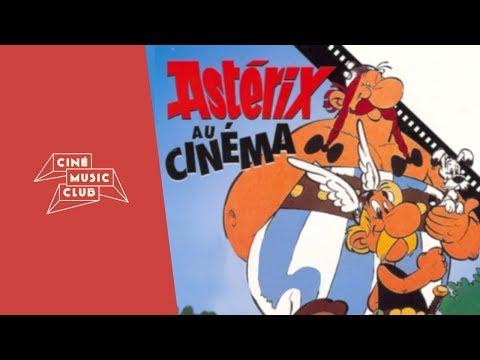 Astérix au Cinéma - Astérix et le coup du menhir: Délire du centurion