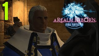Final Fantasy XIV 2.4: Dreams of Ice part 1 (Game Movie) (No Commentary)