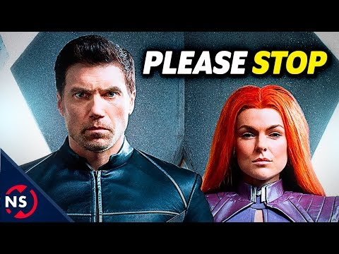 Marvel's INHUMANS show has many problems. Here's one explained. || NerdSync