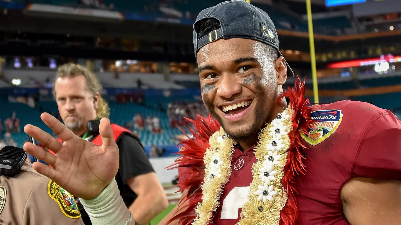 Tua Tagovailoa's Miami Dolphins start: He's prepared his entire life ...