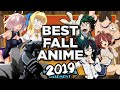 The BEST Anime of Fall 2019 - Ones To Watch