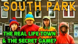 The Secret First South Park Game and the Real Life Town of South Park! - Top Hat Gaming Man