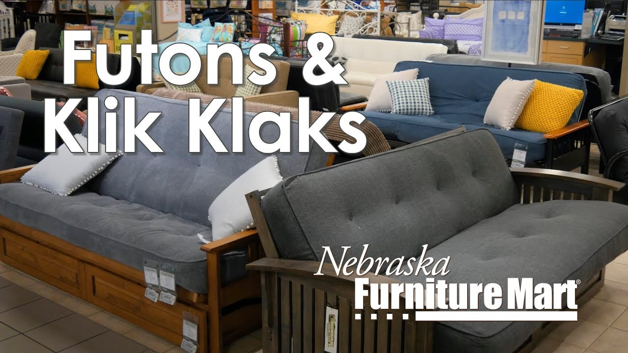 Find the best futon for your space nebraska furniture mart