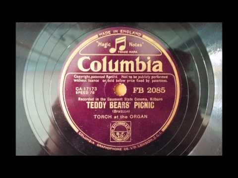 Teddy Bears Picnic, Torch at the Organ, 1930