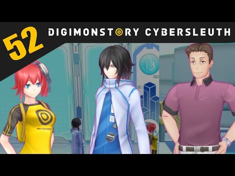 Digimon Story: Cyber Sleuth PS4 / PS Vita Let's Play Walkthrough Part 52 - Rare Comic Collection