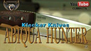 klecker abiqua hunter review