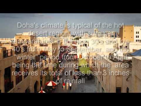 Doha, Qatar: Deserving Host of 2022 World Cup Tournament