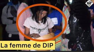 La femme de DIP Doundou Guiss trop stressée le jour du concert au Cices