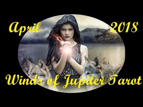 Capricorn April Tarot & Rune Reading 2018 – Gifts Of Renewal & Love