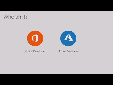 Microsoft Azure and Office 365 together: The modern business development platform - BRK2232