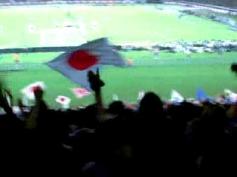 "JAPAN NATIONAL TEAM CHANT ""NIPPON OLE"""
