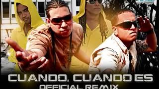 J-King & Maximan Feat Zion y Lennox Cuando Cuando Es REMIX