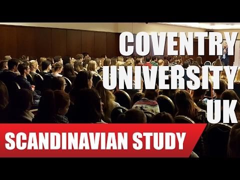 Coventry university (UK) so Scandinavian study