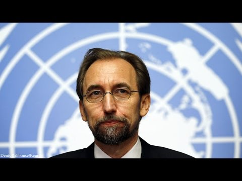 A Conversation With Prince Zeid Ra'ad Al Hussein