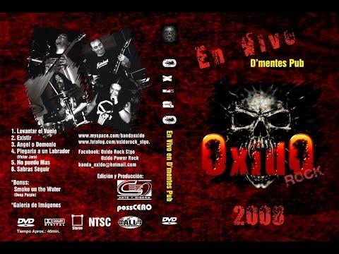 Oxido - Ángel o demonio - (Full álbum) 2008