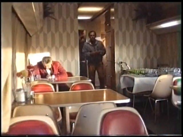 1987 Expreso Cataratas Ferrocarriles Argentinos