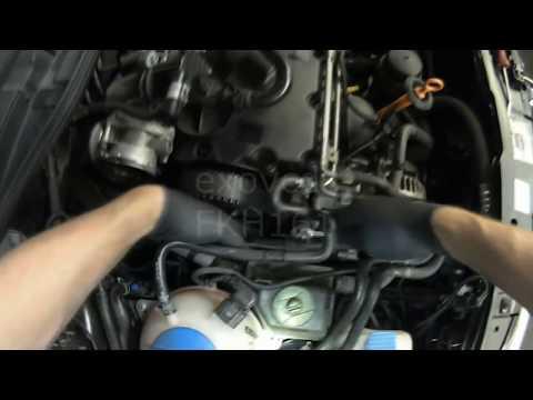 VW A4: BEW TDI Camshaft Position Sensor Replacement (Part 1)