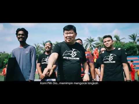 Kami Pilih Dia - Jais Sarday For The People D'Kluang