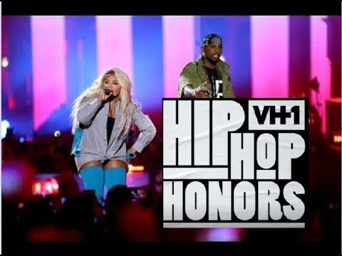 WATCH: Missy Elliot, Trina, Lil Kim, Mariah & More | VH1 Hip Hop Honors (2017)